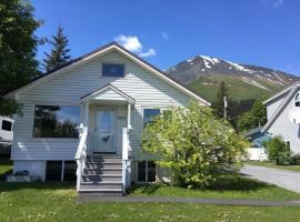 Seward Bayfront Cottage, hotel v destinaci Seward
