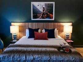 The Blue Hotel Bondi, hotel in Bondi, Sydney