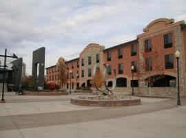 Hampton Inn Grand Junction, pet-friendly hotel in Grand Junction