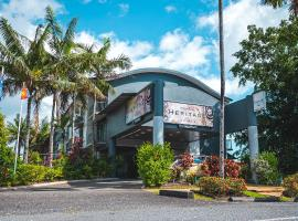 Tropical Heritage Cairns, hotel in Cairns