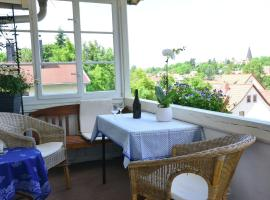Modern Apartment in Bad Suderode with Balcony, hotel in Bad Suderode