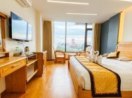 Duc Vuong 2 Hotel, khách sạn gần Ga Hòa Hưng, TP. Hồ Chí Minh