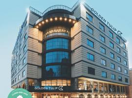 Golden Tulip Addis Ababa, hotel in Addis Ababa