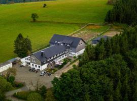 Wittgensteiner Landhaus Winterberg, hotel near Brembergkopf 1, Winterberg