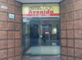 HOTEL AVENIDA CENTRAL, hotel in Belém