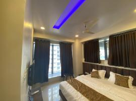 Hotel Rose Palace, hotel in Surat