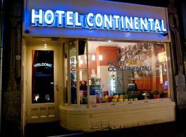 Hotel Continental Amsterdam, hôtel à Amsterdam près de: Point de vue A'DAM Lookout