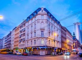 Comfort Hotel Frankfurt Central Station, hotel near Städel Museum, Frankfurt