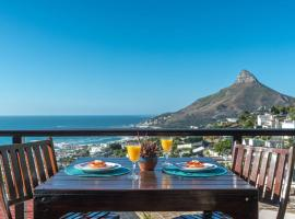 Auberge du Cap Guesthouse, self-catering accommodation in Cape Town