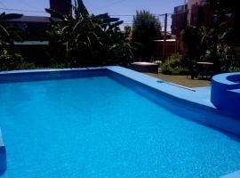 Hotel Magnete, hotel en Villa Carlos Paz