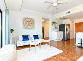 {Cloud 9} Luxury 2 Bedroom Condo in Uptown Charlotte, apartment in Charlotte