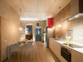Onyar apartments Rambla de la llibertat 27, apartament o casa a Girona