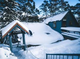 Pure Chalet Thredbo, hotel in Thredbo