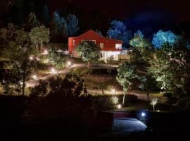 Encosta do Sobreiro - Serra da Estrela, hotel en Fornos de Algodres