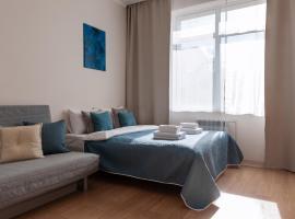 One Bedroom Apartments Buisness - Отличная однокомнатная квартира Бизнес класс, Площадь Ленина, RentHouse, accessible hotel in Novosibirsk
