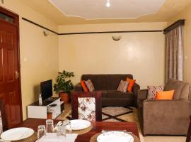 Jabali house, apartment in Nakuru