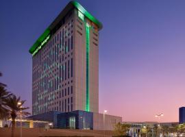Holiday Inn - Dubai Festival City Mall, an IHG Hotel, hotel near Al Jaddaf Metro Station, Dubai