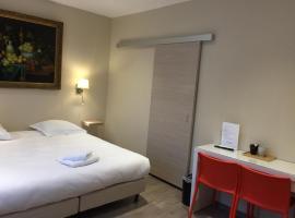 Hotel Noga, hotel Brüsszelben