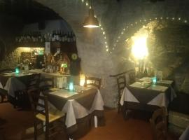 Locanda Cantina Di Bacco, hotel near Public Palace, San Marino
