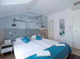 Hotel Perla, отель в Дубровнике