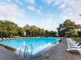 ATKV Eiland Spa, resort in Letsitele