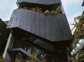 The Somos Hotel, hotel near Medellin's Museum of Modern Art, Medellín