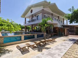 Amanzara Resort, hotell i Panglao