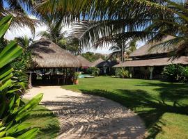 Pousada Residencia Duna Paraiso, hotel in Maceió