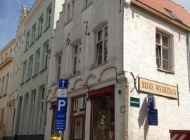 Holiday Home t' Keerske, apartment in Bruges