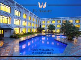 Welcomhotel Vadodara - ITC Hotels Group, отель в городе Вадодара