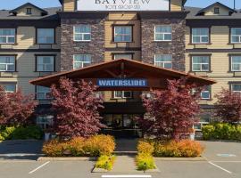 Bayview Hotel, hotel em Courtenay