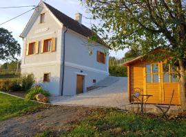 kleine Reblaus, apartment in Bad Waltersdorf