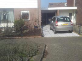 Studio de Aankomst, self catering accommodation in De Koog