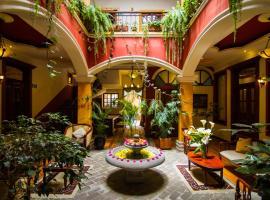 Mansion Santa Isabella, hotel in Riobamba