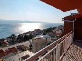 Apartments Toni, luxury hotel in Omiš