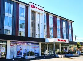 Ramada Suites by Wyndham Albany, accessible hotel in Auckland