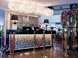 Marcian Garden Hotel, отель в городе Замбоанга