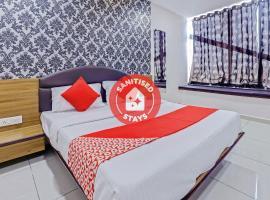 OYO 76357 Hotel Shiv Inn, отель в городе Вадодара