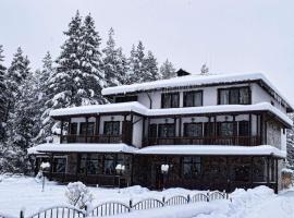 Хотел Св. Георги, хотел близо до Рилски манастир, Говедарци