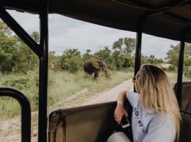 Nkambeni Safari Camp, lodge in Hazyview