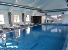 Tintyava Balneohotel, hotel Varsecben