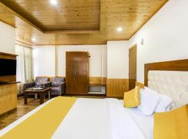 Misty Hills, hotel in Manāli