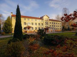 Тверь Парк Отель, отель в Твери