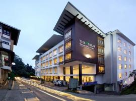 The Fern Denzong Hotel & Spa Gangtok, Sikkim, accessible hotel in Gangtok