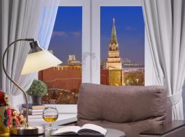 MIRROS Hotel Moscow Kremlin (ex. Veliy), hotel in Moscow