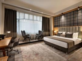 Ramada by Wyndham Budapest City Center, hotel near St. Stephen's Basilica, Budapest