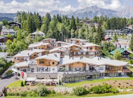 AlpenParks Chalet & Apartment Alpina Seefeld, Ferienwohnung in Seefeld in Tirol