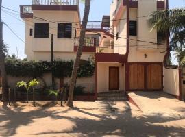 Appartement une chambre, apartment in Lomé