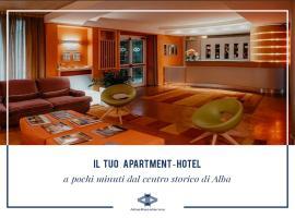 AlbaResidence, apartment in Alba