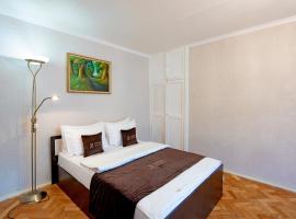 InnDays on prospekt Vernadskogo, hotel in Moscow